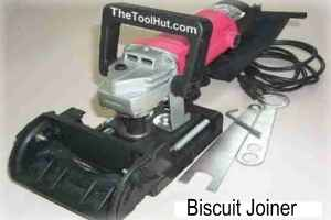 Image of Biscuit joiner or Plate joiner